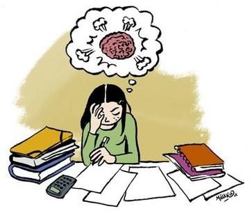 Robar horas al sueo para estudiar es contraproducente en los exmenes