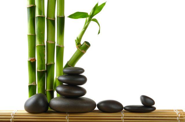Qu sabes de la meditacin zen for Fotos piedras zen